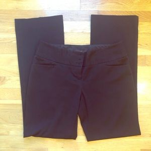 The Limited Cassidy Fit black pants 10R